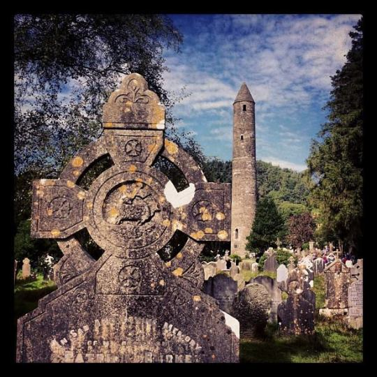 Monastic City, Glendalough