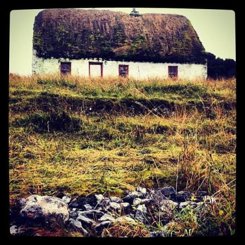 Thatched Cottage, Aran Islands