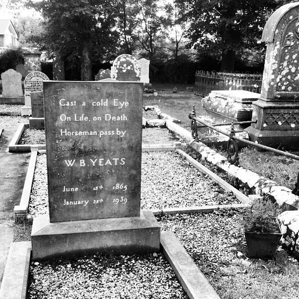 Yeats' Grave, Co. Sligo.